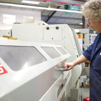 CNC Machining Lathes
